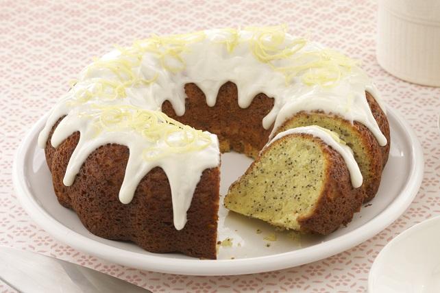 Double-Lemon Poppy Seed Cake Image 1
