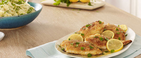 Easy Lemon-Chicken Piccata
