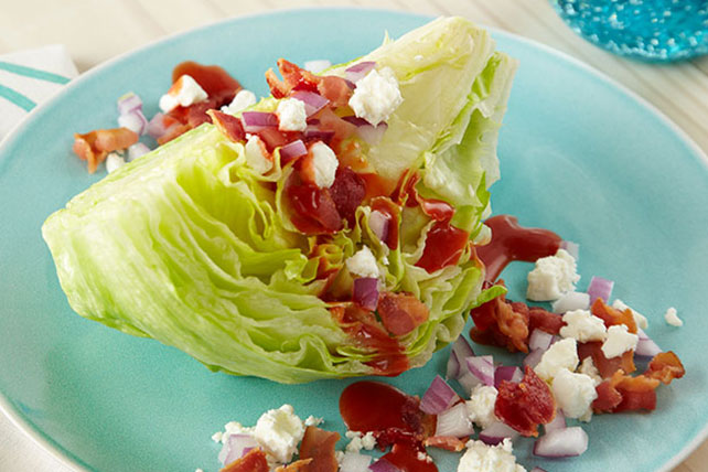 New-Way Wedge Salad Image 1
