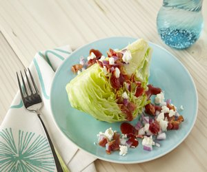 New-Way Wedge Salad