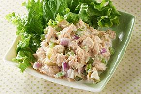 Crunchy Tuna Salad Recipe
