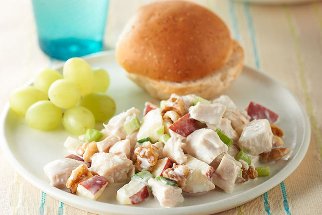 Chicken Salad with Apples Image 1