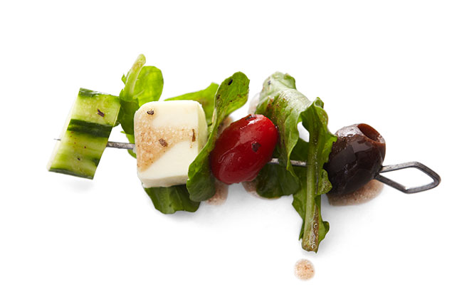 Italian Salad-on-a-Stick Image 1