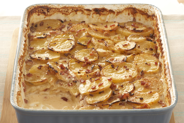 Bacon & Maple Scalloped Potatoes Image 1