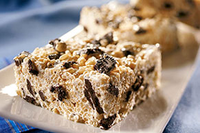 Cookies 'n Cream RICE KRISPIES® TREATS™