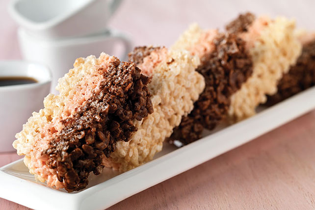 Neapolitan RICE KRISPIES® TREATS™ Image 1