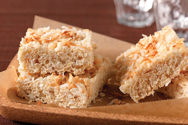 Coconut RICE KRISPIES® TREATS™