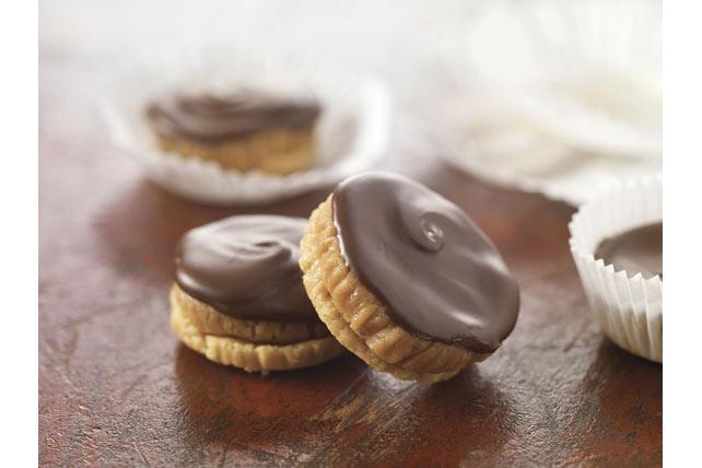 Triple-Peanut Butter Buttons Image 1