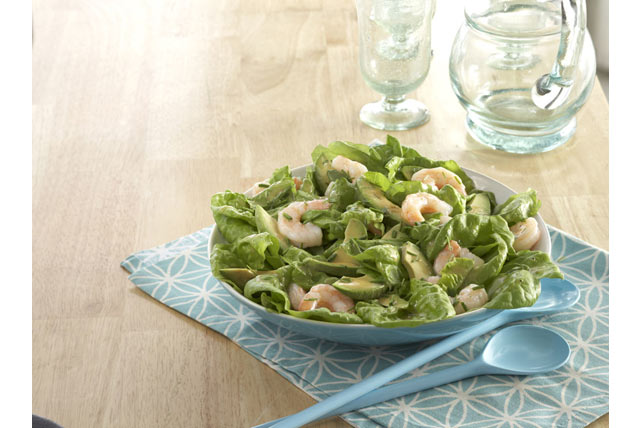 California Shrimp Salad Image 1