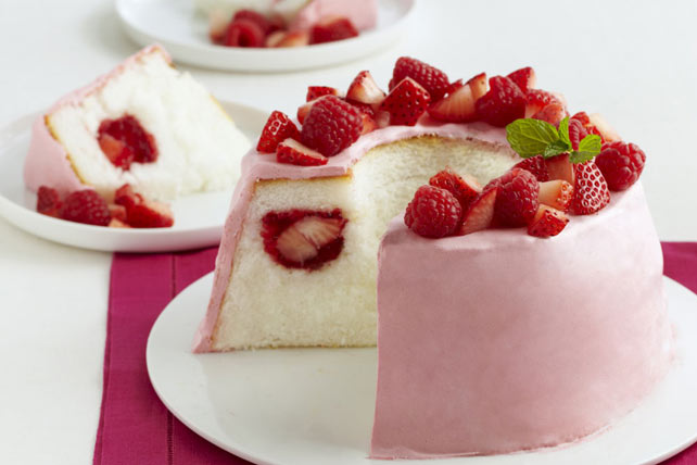 Strawberry Margarita Tunnel Cake Image 1