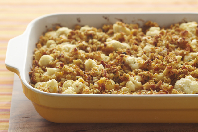 Cheesy Cauliflower Bake Image 1