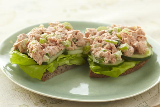 Sandwich au saumon du bistro Image 1