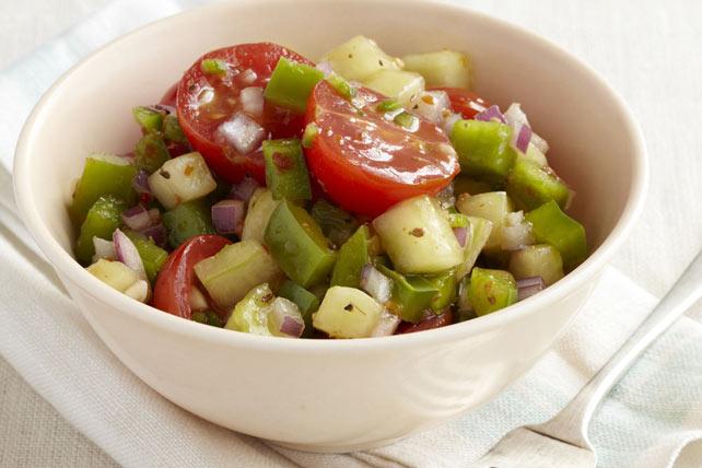 Gazpacho Salad Image 1