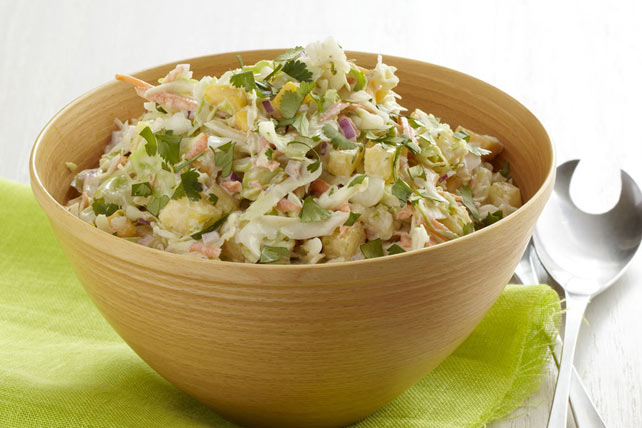 Tropical Coleslaw Image 1