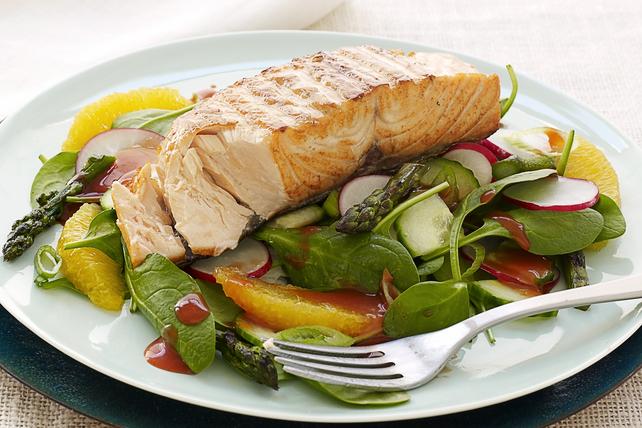 Salade au saumon grillé CATALINA Image 1