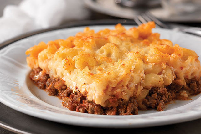 Pastitsio (Greek-Style Lasagna) Image 1