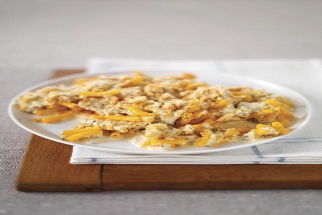 Todd English's Creamy Italian Mac & Cheese Image 1