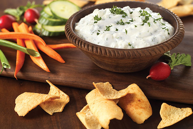 Feta-Yogurt Spread Image 1