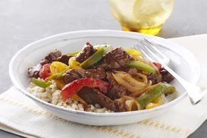 Asparagus & Beef Stir-Fry
