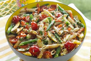Veggie Salad-Pasta Toss