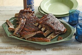 Kansas City BBQ Ribs