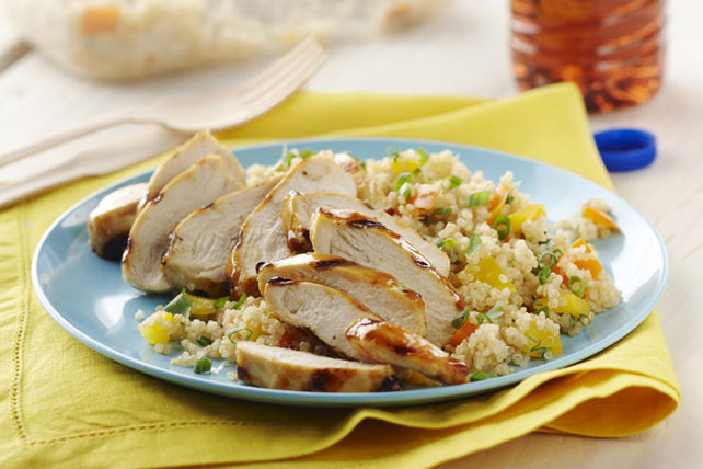 Simple Chicken-Quinoa Supper Image 1