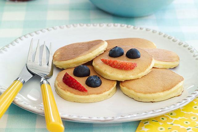 Silver Dollar Sour Cream Pancakes Image 1