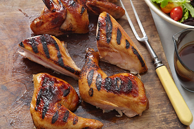 Pollo BBQ con refresco de cola Image 1