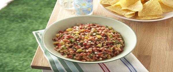 Strawberry-Jalapeño Salsa