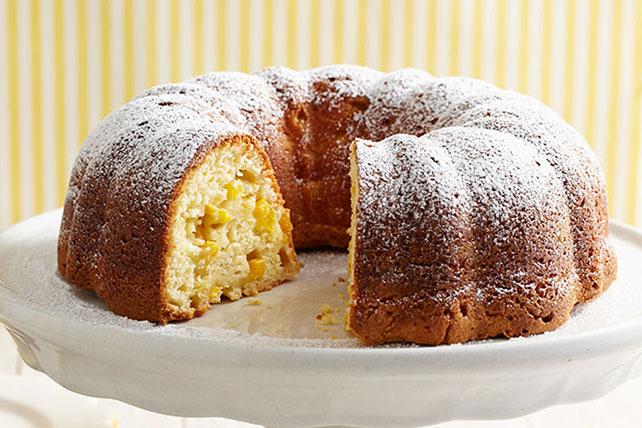 Mango Pound Cake Image 1