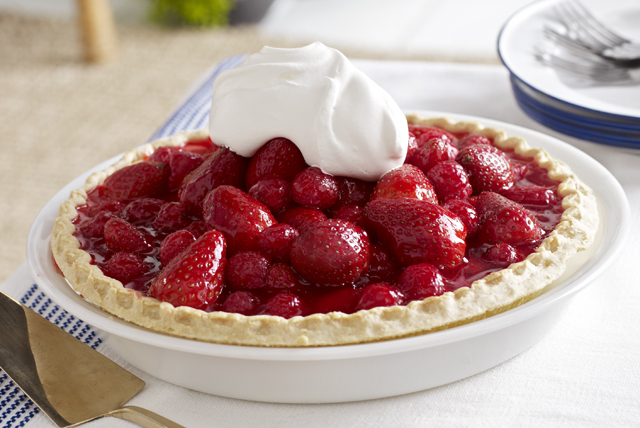 glazed-red-berry-pie-124502 Image 1