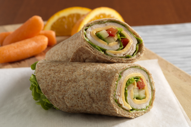 Wrap & Roll-Ups Image 1