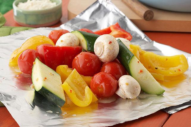 Sensacional paquetito de vegetales Image 1