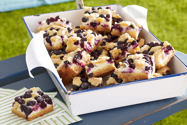 Lemon-Blueberry Bars Image 1