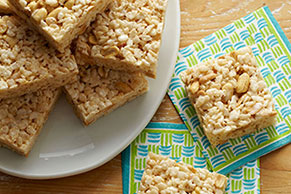 Salted-Nut-Roll RICE KRISPIES® TREATS™