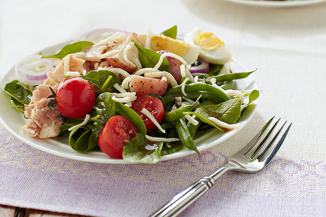 Tuna Salad Nicoise for Two Image 1