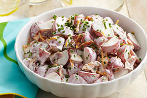 "Loaded ""Baked Potato"" Salad"