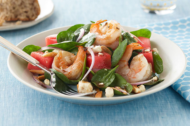 Shrimp & Feta Salad Image 1