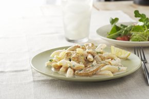 Creamy Lemon Chicken Pasta