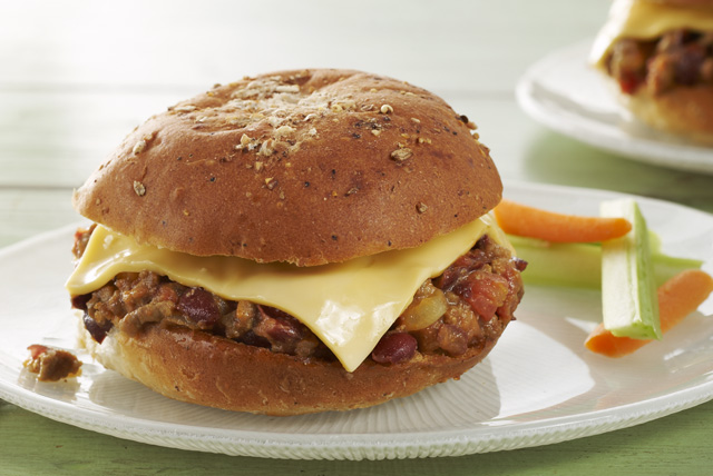 Sloppy Cheese Joes Image 1
