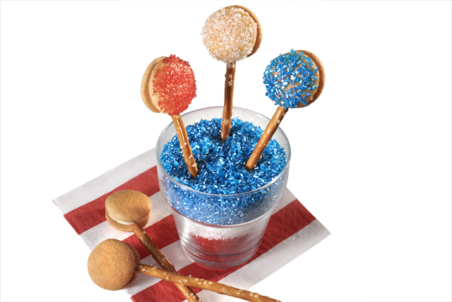 Cookie Pop Sparklers Image 1