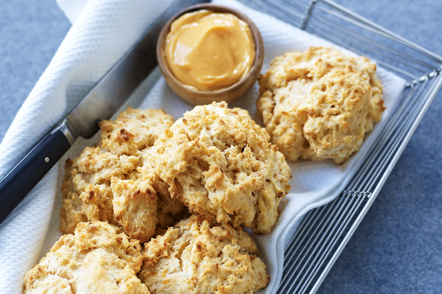 Ultimate Chili-CHEEZ WHIZ Biscuits Image 1