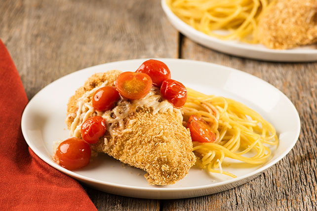 Updated Chicken Parmesan Image 1