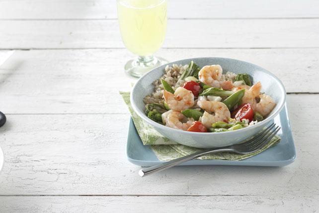 Sizzling Shrimp Stir-Fry Image 1