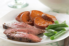Steak & Potato Dinner Image 1