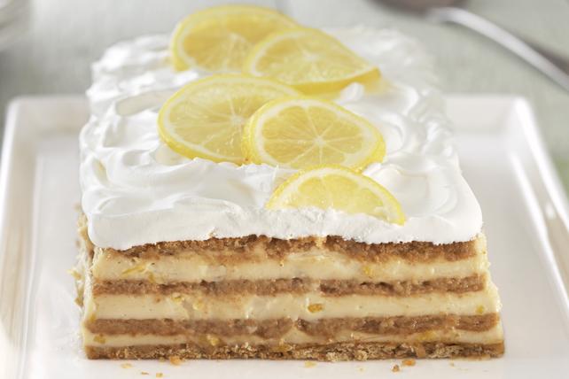 Dessert étagé au citron Image 1
