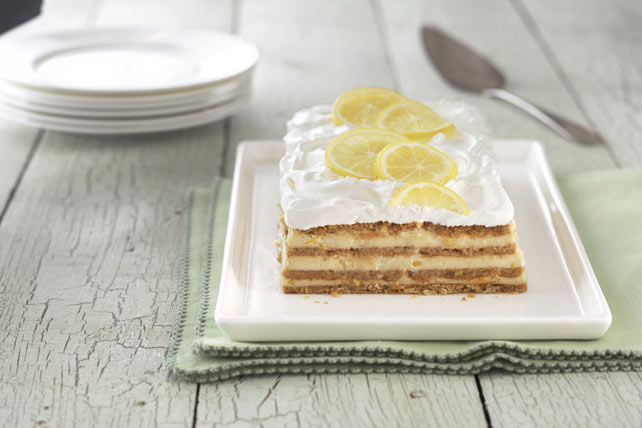 Layered Citrus Dessert Image 1