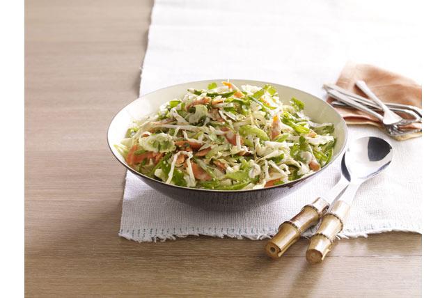 Salade de chou au sésame et au gingembre Image 1