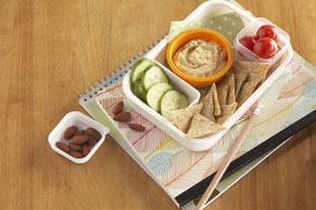 Hummus Snack Pack