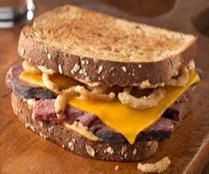Chipotle Beef Sandwich